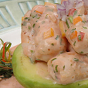 Shrimp and Avocado Remoulade Salad